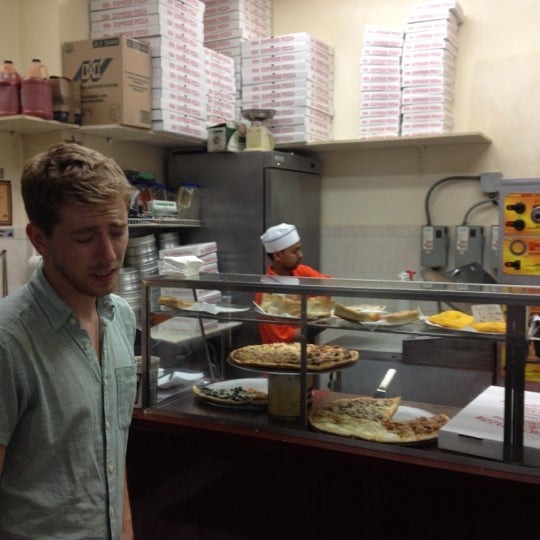 Photo taken at 99¢ Fresh Pizza by Mister U. on 6/30/2012