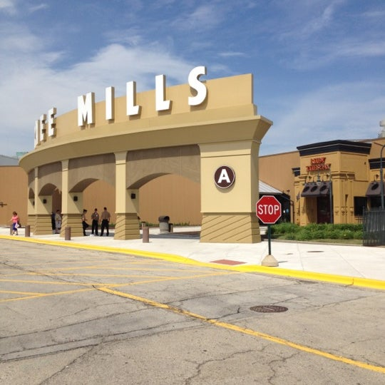 Gurnee Mills Food Places