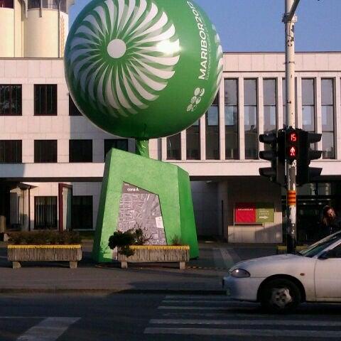 Photo taken at Severni Sij by Branka B. on 3/15/2012