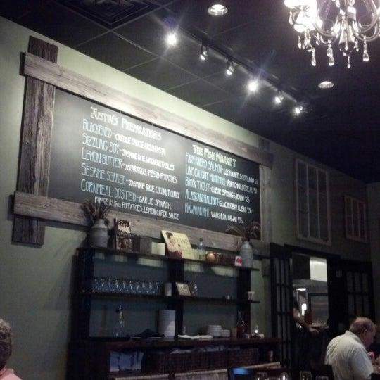 Photo taken at The Tavern Kitchen & Bar by David H. on 9/8/2012