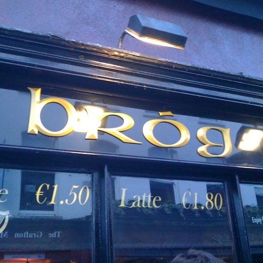 Photo taken at An Bróg by Jean-christophe R. on 5/12/2011