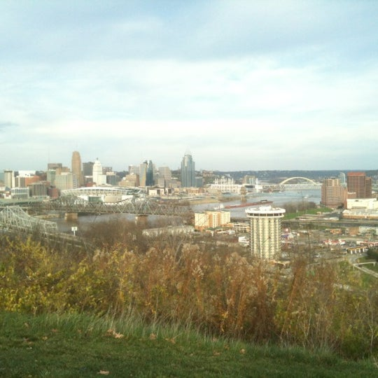 Photo taken at Devou Overlook by Tim v. on 11/26/2011