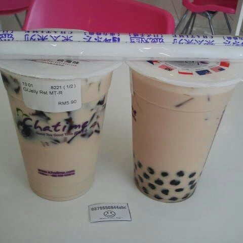 Photo taken at Chatime by Yee Vuon C. on 12/20/2011