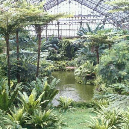 Photo taken at Garfield Park Conservatory by Wayne C. on 5/2/2011