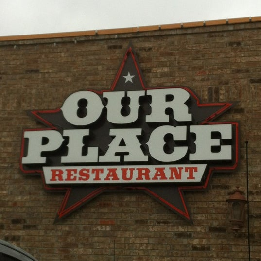 Photo taken at Our Place Restaurant by Barbara K. on 3/18/2012