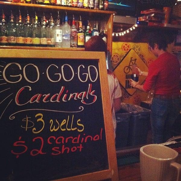 Photo taken at HandleBar by Chris G. on 10/29/2011