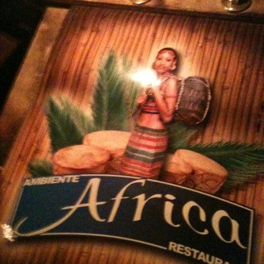 Das Foto wurde bei Ambiente Africa von Martin E. am 2/22/2012 aufgenommen
