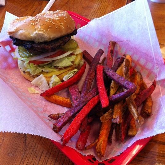 Awesome burgers & fries! Enjoy!