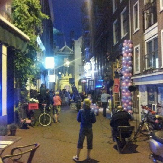 Снимок сделан в Cafe de Schutter пользователем ruud v. 8/8/2012