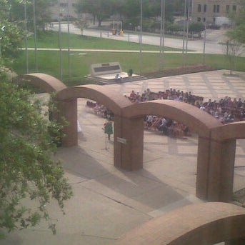 Photo taken at The Quad by Makia T. on 3/17/2012