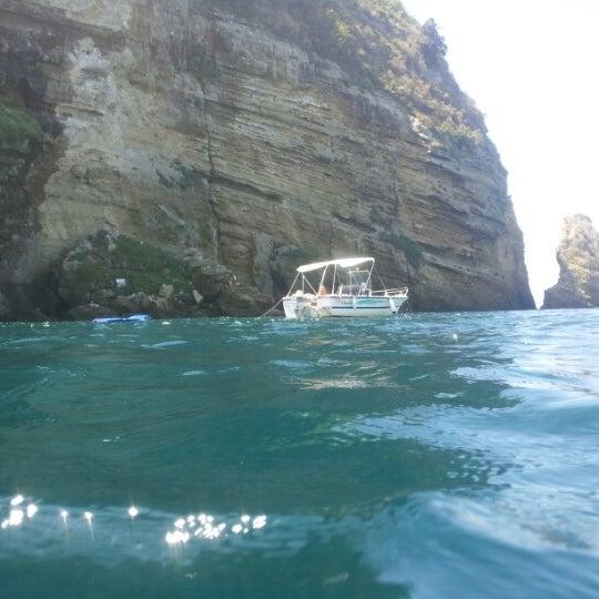 Photo taken at Isola di Nisida - Nisida Island by Marcello M. on 8/3/2012