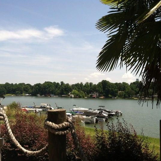 Photo taken at Eddies on Lake Norman by Tabitha F. on 5/31/2012