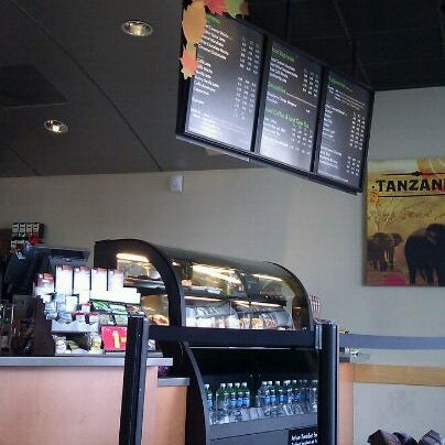 Photo taken at Starbucks by Bonnie S. on 9/29/2011