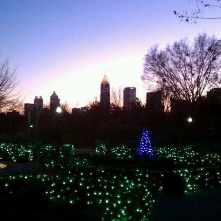 Photo taken at Atlanta Botanical Garden by Jon H. on 1/5/2012