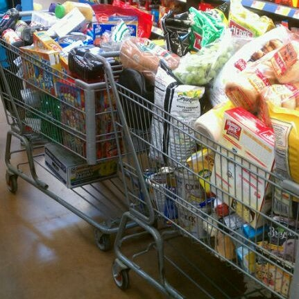 Снимок сделан в Walmart Supercenter пользователем Simeone W. 4/1/2011