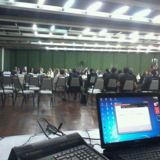 Foto tirada no(a) Tropical Hotel Tambaú por Joanne P. em 3/22/2012