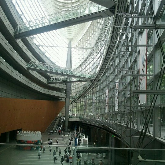 Photo taken at Glass Building by stp2020 on 8/29/2012