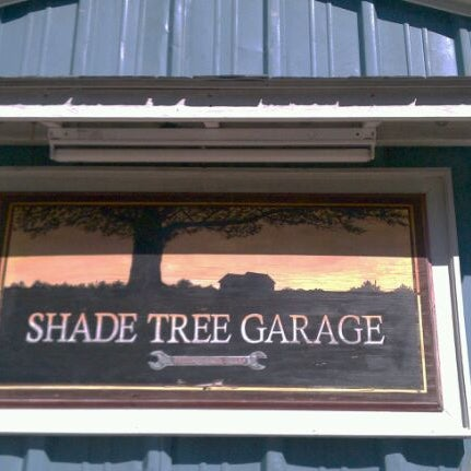 Perfect Photo Taken At Shade Tree Garage By Scotty B. On 10/25/2011
