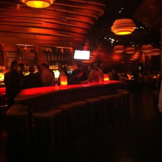Photo taken at STACK Restaurant & Bar by Sarah M. on 3/23/2011