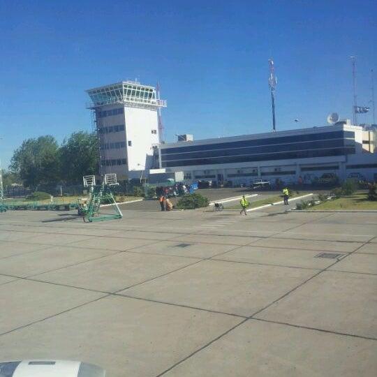 Foto tomada en Aeropuerto Internacional del Neuquén - Presidente Juan D. Perón (NQN) por Gaby R. el 12/23/2011