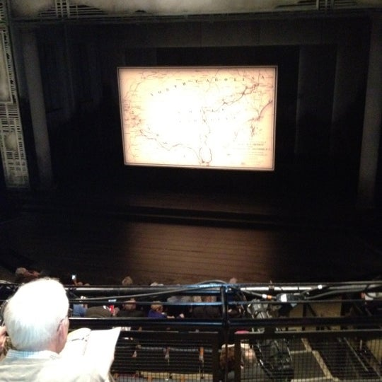 Photo taken at Steppenwolf Theatre Company by Thomas L. on 5/6/2012