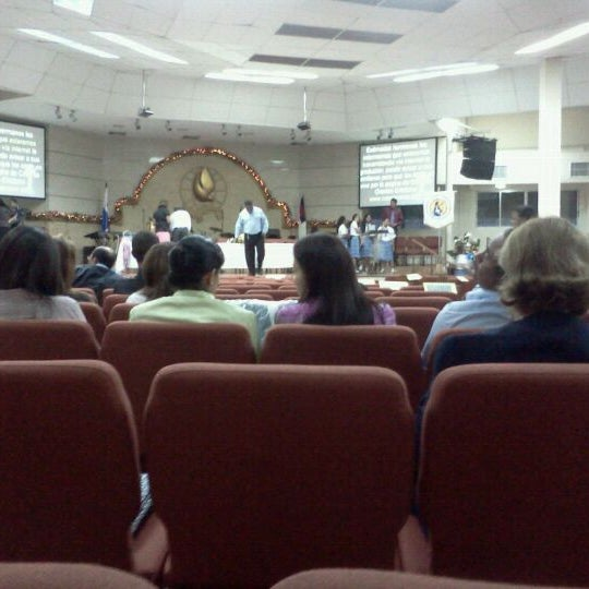 Foto scattata a Casa de Oración Cristiana da Mariano Q. il 12/15/2011