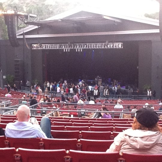 Photo taken at The Greek Theatre by Macs L. on 8/13/2011