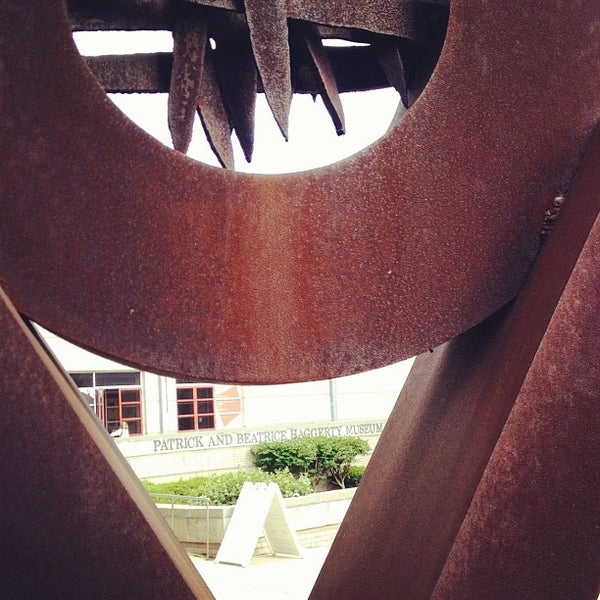 Photo taken at Haggerty Museum of Art by Father M. on 7/27/2012