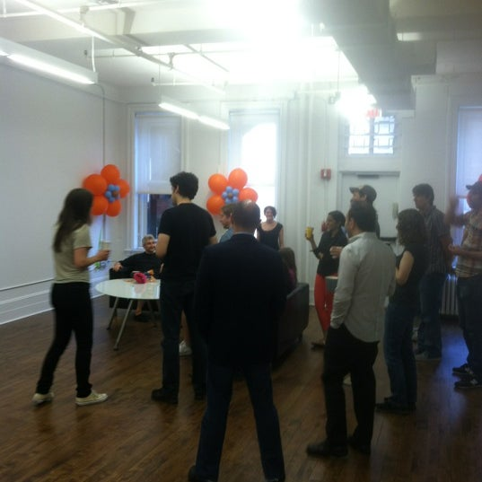 Photo taken at Bitly HQ by Max S. on 5/17/2012
