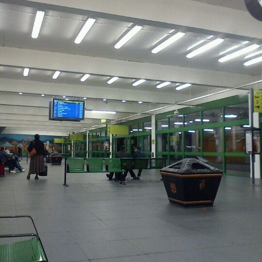 Photo taken at Broadmarsh Bus Station by Wan A. on 11/13/2011