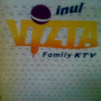 Photo taken at Inul Vizta by dije u. on 11/29/2011