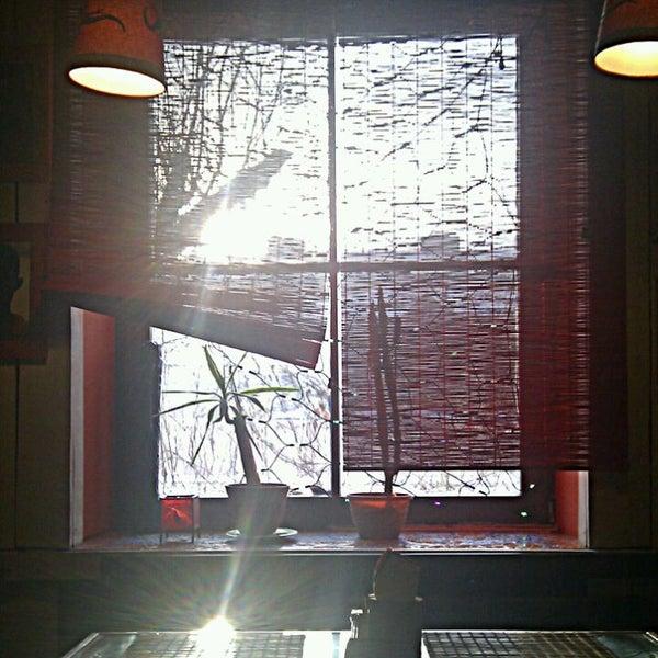 Снимок сделан в Кофейня «Кардамон» и лавка «Коллекция Пустяков» пользователем puroman 1/6/2012