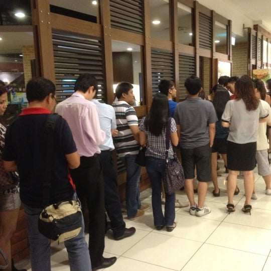 Photo taken at City Square Mall by Jerome S. on 2/14/2012