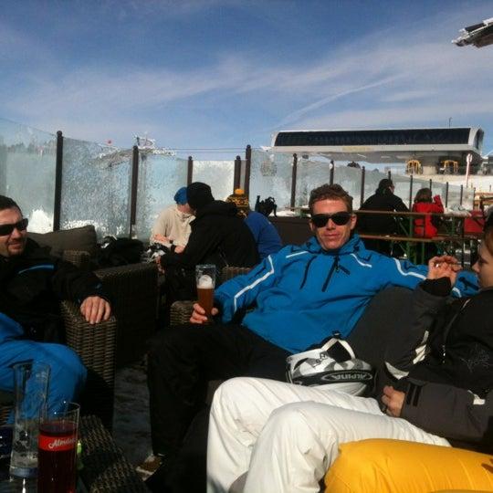 Das Foto wurde bei Westgipfelhütte von Robert K. am 2/18/2012 aufgenommen