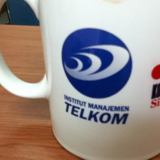 Photo taken at Telkom Business School by Andrieta S. on 3/2/2011