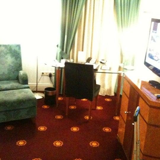 Das Foto wurde bei Hotel Fürstenhof von Thomas G. am 2/27/2012 aufgenommen