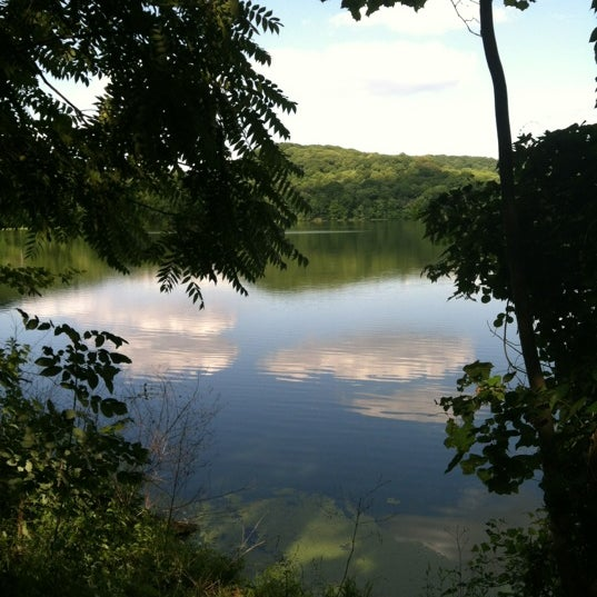 Photo taken at Radnor Lake State Park by Grace J. on 6/6/2012