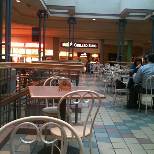 Hattiesburg Mall Food Court