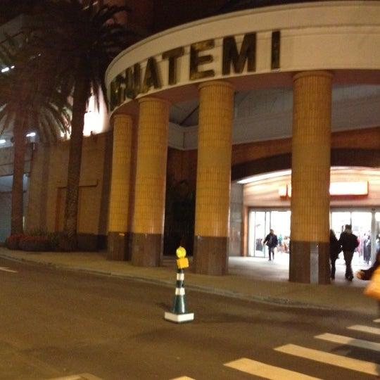 Photo taken at Shopping Iguatemi by Mario A. on 7/13/2012