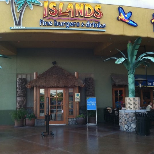 Islands Restaurant At Desert Ridge