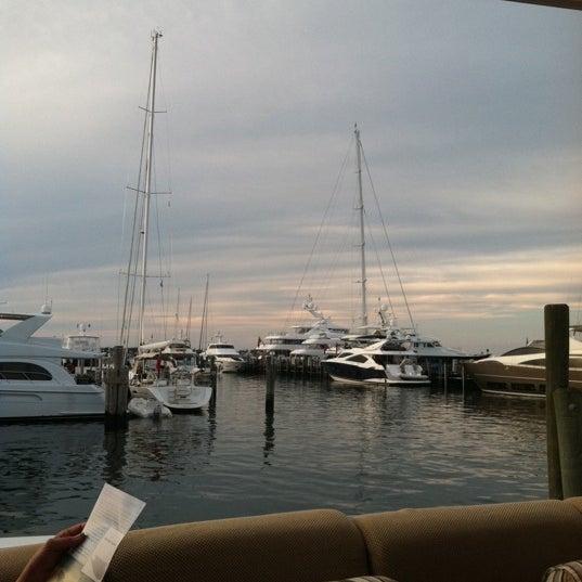 Photo taken at Nantucket Boat Basin by Christina J. on 8/3/2011