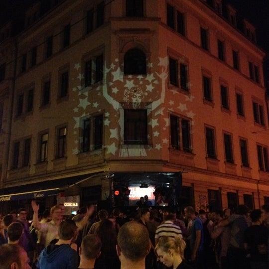 Photo taken at BRN - Bunte Republik Neustadt by Marc on 6/16/2012