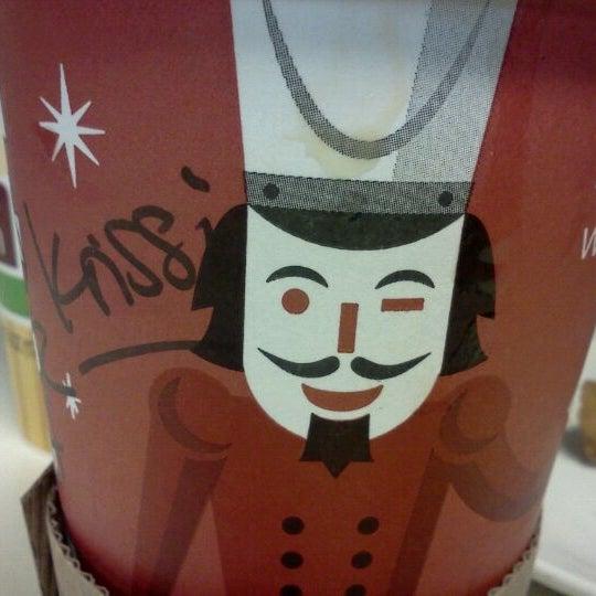 Photo taken at Starbucks by Krissi R. on 11/4/2011