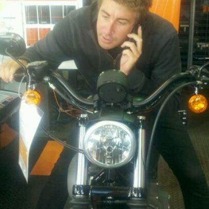 Photo taken at Orange County Harley-Davidson by Aly S. on 8/28/2011