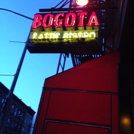 Photo taken at Bogota Latin Bistro by Tamika C. on 4/20/2012