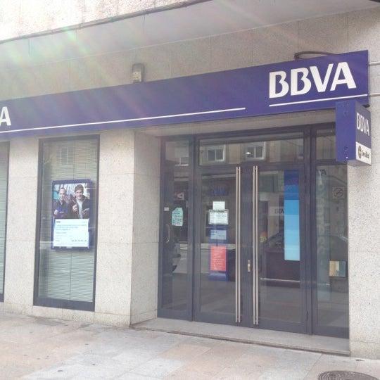 Bbva oficina bank in coia for Oficinas bbva en vigo