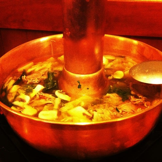 Shabu-Shabu, uno de los platillos más típicos que conozco. Es delicioso.