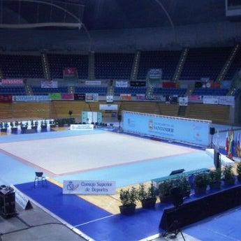 Photo taken at Palacio de los Deportes by Carlos N. on 11/26/2011