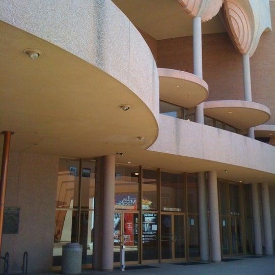 Photo taken at ASU Gammage by Ellen S. on 5/27/2011
