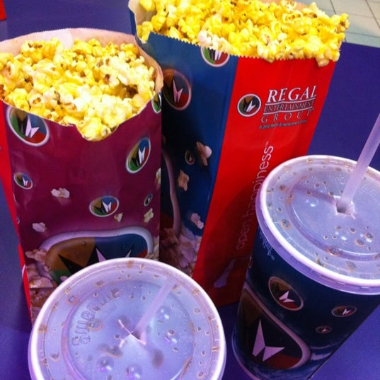 Photo taken at Regal Cinemas Green Hills 16 by Driver 4. on 3/17/2012